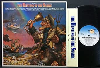 Mike Batt - The Hunting Of The Snark - Adventure Records - SNARK 1