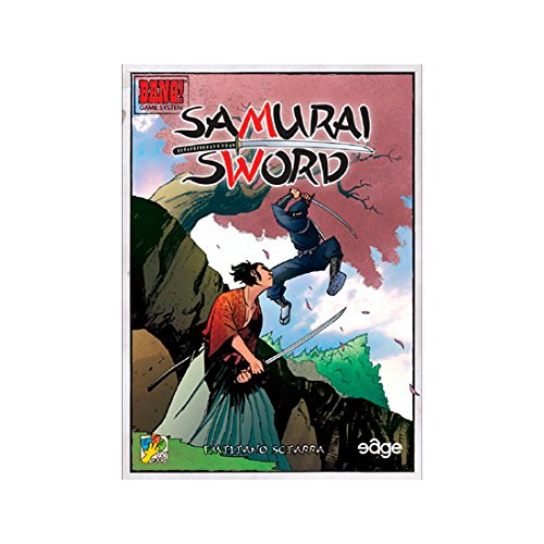 Samurai Sword – Set da tavolo (Edge Entertainment edgss01)