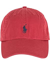 NEW Genuine RALPH LAUREN Classic Cotton Baseball Cap Hat - Mens One Size