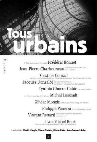 Tous urbains 2013 - N° 1