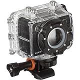 Kitvision Edge HD10 Caméra d'Action HD 1080p avec Accessoires et Boîtier Étanche - Noir