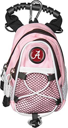 LinksWalker NCAA Alabama Crimson Tide-Mini Day Pack-Pink Alabama Crimson Tide Laptop