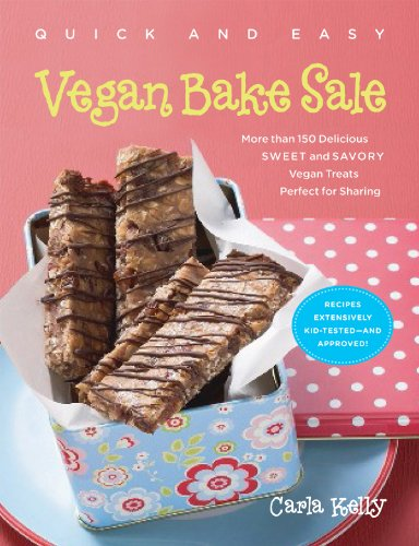 Quick and Easy Vegan Bake Sale (Quick and Easy (Experiment))