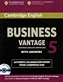 Business Vantage 5: Vantage Students Book Pack (Students Book with answers and Audio CDs (2))