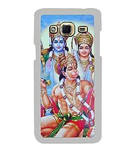 Bhagwan Hanuman 2D Hard Polycarbonate Designer Back Case Cover for Samsung Galaxy J3 2016 :: Samsung Galaxy J3 2016 Duos :: Samsung Galaxy J3 2016 J320F J320A J320P J3109 J320M J320Y