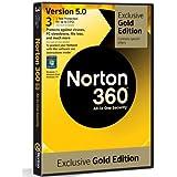 Norton 360 Exclusive Gold Edition Ver 5.0