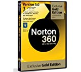 Picture Of Norton 360 Exclusive Gold Edition Ver 5.0