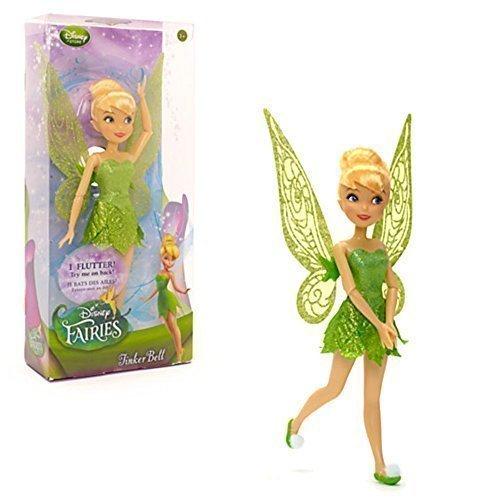 Disney Tinkerbell 33cm Flutter Puppe