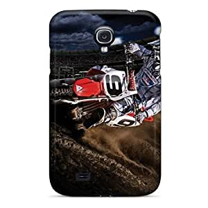 Musik DIY Handy casetloqcid8696mfjej Fox Racing Fashion TPU S4 Schutzhülle für Galaxy