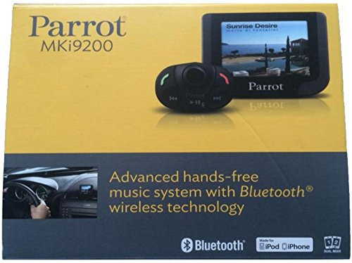 Parrot Mki9200 Bluetooth Fse Lcd Display (Parrot Bluetooth Car Stereo)