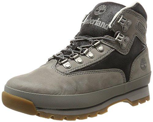 Timberland Damen Euro Hiker Leather Chukka Boots, Grau (Steeple Grey), 38.5 EU