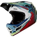Fox Rampage Pro Carbon Kustom Helmet Men White/red/Black Kopfumfang XL | 61-62cm 2018 Fahrradhelm