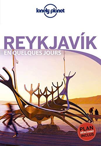 Reykjavik en quelques jours (1Plan détachable)