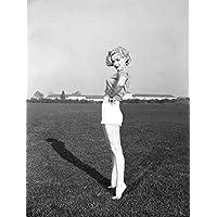 Photo Monroe Marilyn 018 A4 10x8 Poster Print