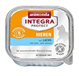 Animonda Integra Protect nieren con salmón 16x 100g rígida, 1er Pack (1x 1.6kg)