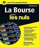 La Bourse pour les Nuls - 4e édition (French Edition)