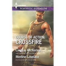 Course of Action: Crossfire: Hidden Heart\Desert Heat (Harlequin Romantic Suspense) by Lindsay McKenna (2015-06-02)