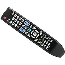 allimity BN59-00860A Reemplace el control remoto BN59 00860A para Samsung UN32EH5300 LE55B750 LE46B750 LE40B750 PS58B850 PS50B850 LE52B750U1W UE46D6510 LE55B750 LE52B750 LE40B750 PS50B850 TV