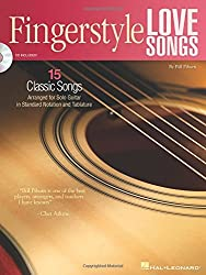 Fingerstyle Love Songs: 15 Classic Songs Arranged for Solo Guitar