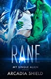 Rane (My Single Alien - sci-fi romance adventure Book 5) (English Edition)