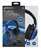 Cheapest Gioteck FL300 Wired Stereo Headset with Removable Bluetooth Speakers  Blue (PS4Xbox OnePlaystation VitaMacPC DVD) on Xbox One