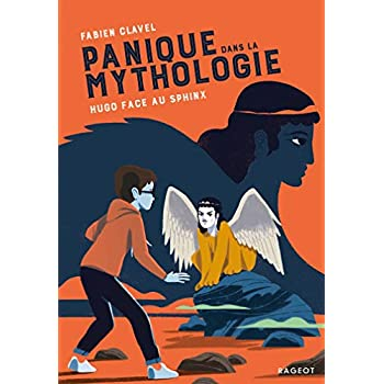 Panique dans la mythologie - Hugo face au Sphinx