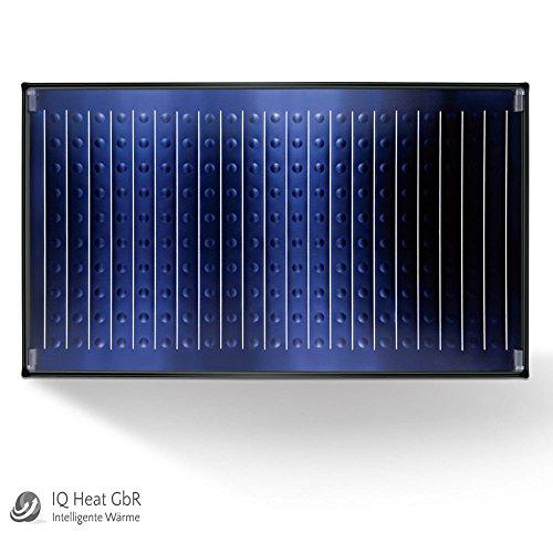Buderus Logasol SKN 4.0 w waagerechter Flachkollektor Solarkollektor Solaranlage