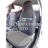 Ford Focus asiento de coche cubre–Rossini ventona rm-011, 2cubiertas de asiento delantero