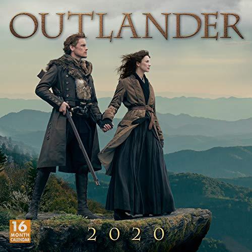 Outlander 2020 Calendar par  Starz