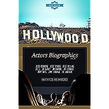 Hollywood: Actors Biographies Vol.34: (JESSE EISENBERG,JESSE SPENCER,JESSE WILLIAMS,JET LI,JIM CARREY,JIM PARSONS,JIM STURGESS,JIMMY SMITS,JIMMY WORKMAN,JOE ANDERSON) (English Edition)