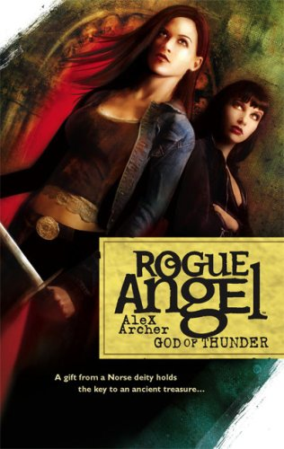 God of Thunder (Rogue Angel, Book 7)