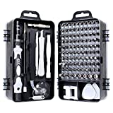 Gocheer 110 In 1 Screwdriver Set, Precision Magnetic Small Screwdriver Kit Accessory Set