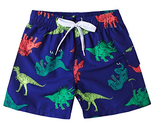 Vogseek Sommer, schnelltrocknende Shorts beiläufige Strand - Brett Hosen für Jungen Schwimmen 7-8T