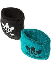Adidas Trefoil Homme Wristband Noir