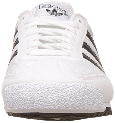 adidas Dragon Og, Scarpe da Corsa Uomo Bianco (Footwear White/core Black/gold Metallic)
