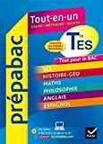 Prepabac Tout-En-Un: Terminale Es (French Edition) by Didier Hourquin (2014-06-25)