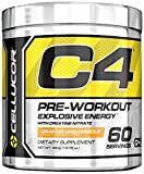 Cellucor C4 Neu Formel Orange 60 portionen G4 Chrom mit TeaCor