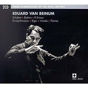 Great Conductors of the 20th Century: Van Beinum