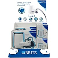 Brita – Filtro per rubinetto On Tap Brita Espositore, 2 on Tape +