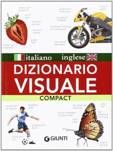 Dizionario visuale compact. Italiano-inglese. Ediz. bilingue di Jean-Claude Corbeil