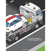 Livre de coloriage Transports 2