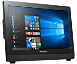 Lenovo S200z J3710 Intel Pentium Notebook-PC/Desktop-PC All in One (49,5 cm (19,5 Zoll), HD+, Intel Pentium, 4 GB, 500 GB, Schwarz)