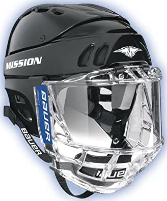Mission 1501 combo Casque de hockey-Taille M 54–57 cm