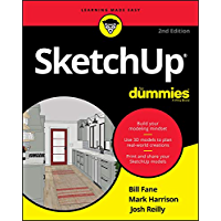 SketchUp For Dummies (English Edition)