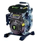 Groway GWP 40Pompe à essence de 1.85kw, Débit max 27000l/h, 38mm