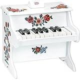 Vilac - Piano 18 teclas con partituras Nathalie Lété (8636)