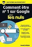Comment être n°1 sur Google pour les Nuls poche - Le référencement naturel