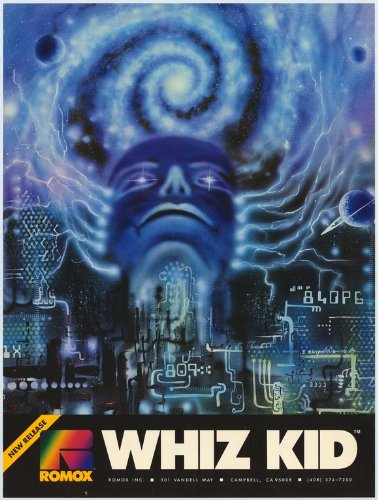 Whiz Kid by Romox (VG) Plakat Movie Poster (11 x 17 Inches - 28cm x 44cm)