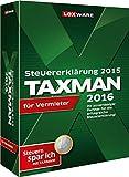TAXMAN 2016 f�r Vermieter (f�r Steuerjahr 2015) Bild