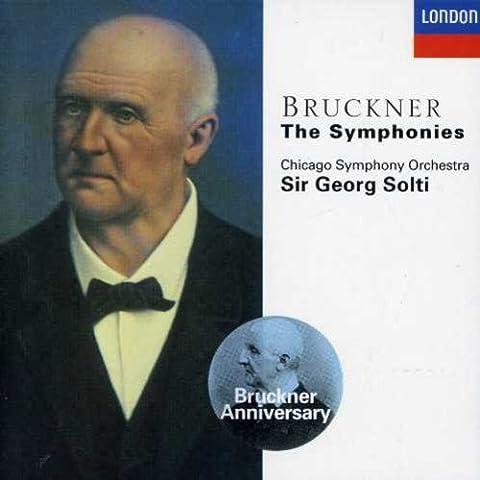 Bruckner: The Symphonies (10 CD)